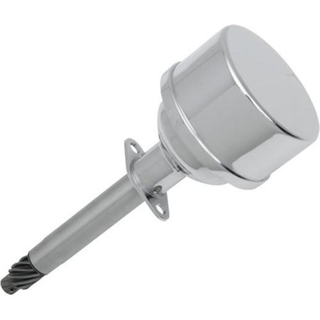 Drag Specialties 2130-0054 Points Style Distributor with Dual Hold Down