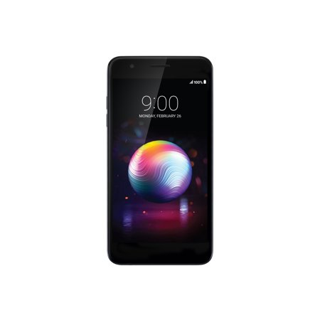 T-Mobile LG K30 LM-X410, 32GB Black Android Smartphone (Scratch & (Best Value Android Smartphone 2019)