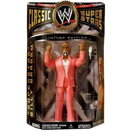 Cheap Sumo Wrestling Suits (Superstar Billy Graham Action Figure Pink Suit WWE)