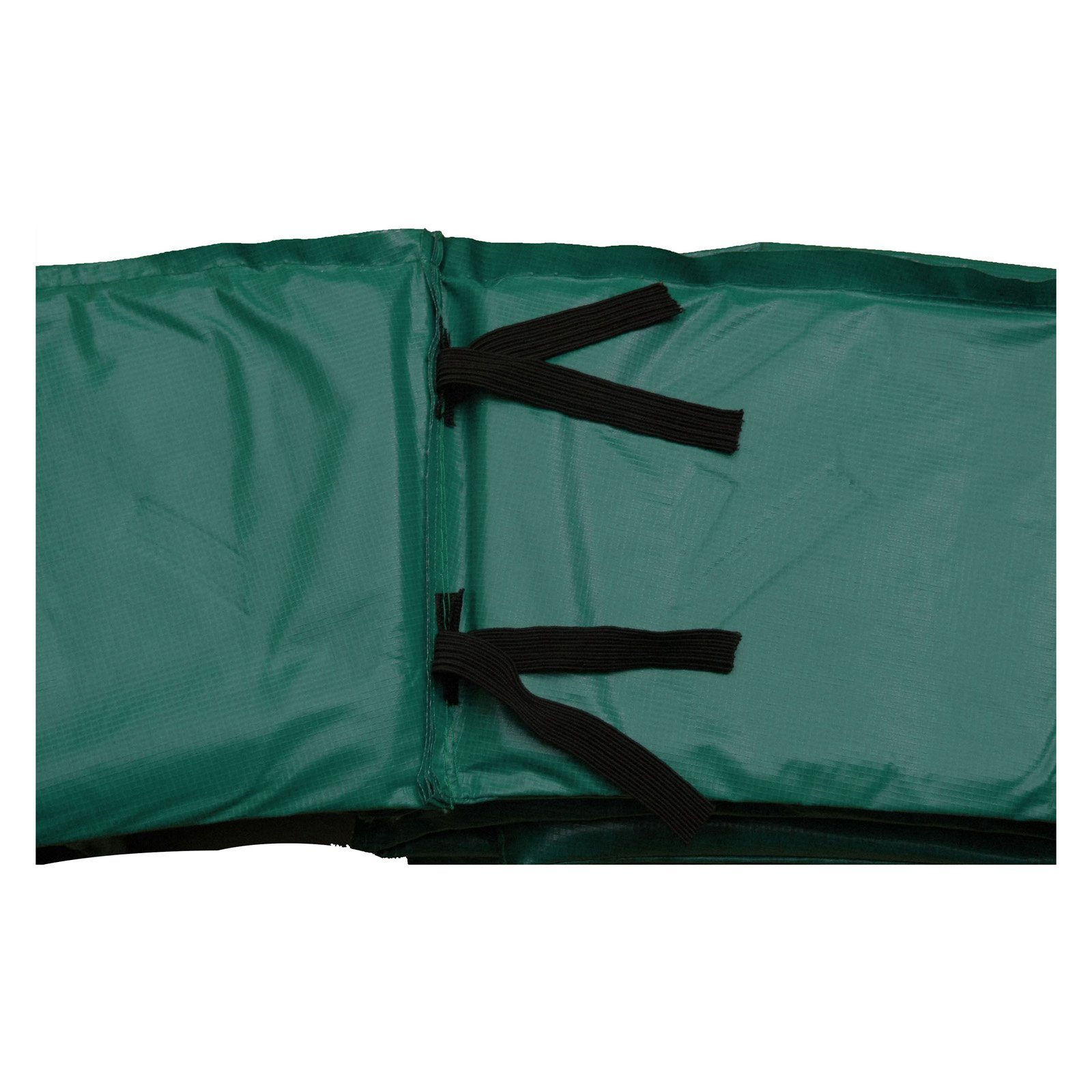 Upper Bounce 10 in. Wide Super Trampoline Safety Pad for Round Trampoline Frames - Green
