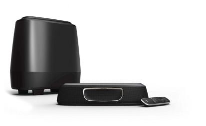 Polk MagniFi Mini Home Theater Sound Bar System by Polk Audio
