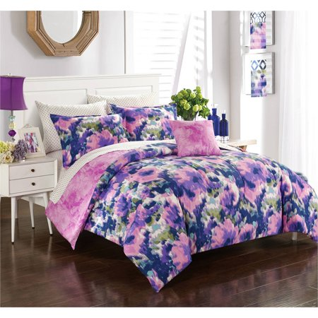 Formula May Flowers Bed in a Bag Bedding Set