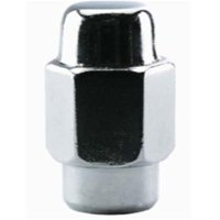 The Main Resource TI160 Short Shank Magnetic Chrome Plated Wheel Lug Nut - 2 Piece
