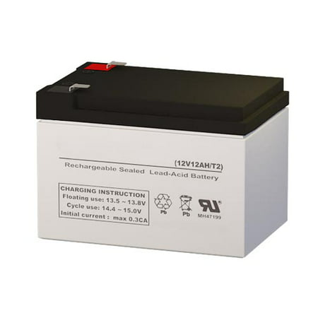 Yuasa NP12-12 Battery Replacement (12V 12AH SLA Battery)