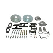 SSBC Performance Brakes A125-26BK Sport R1 Disc Brake Conversion Kit