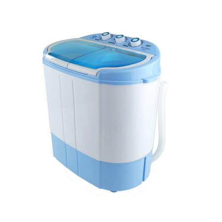 Pyle Compact Portable Washer Dryer Mini Washing Machine And Spin