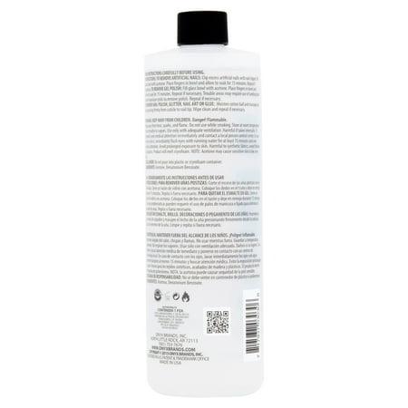 100 Pure Acetone Nail Polish Remover - AccessoryWiz