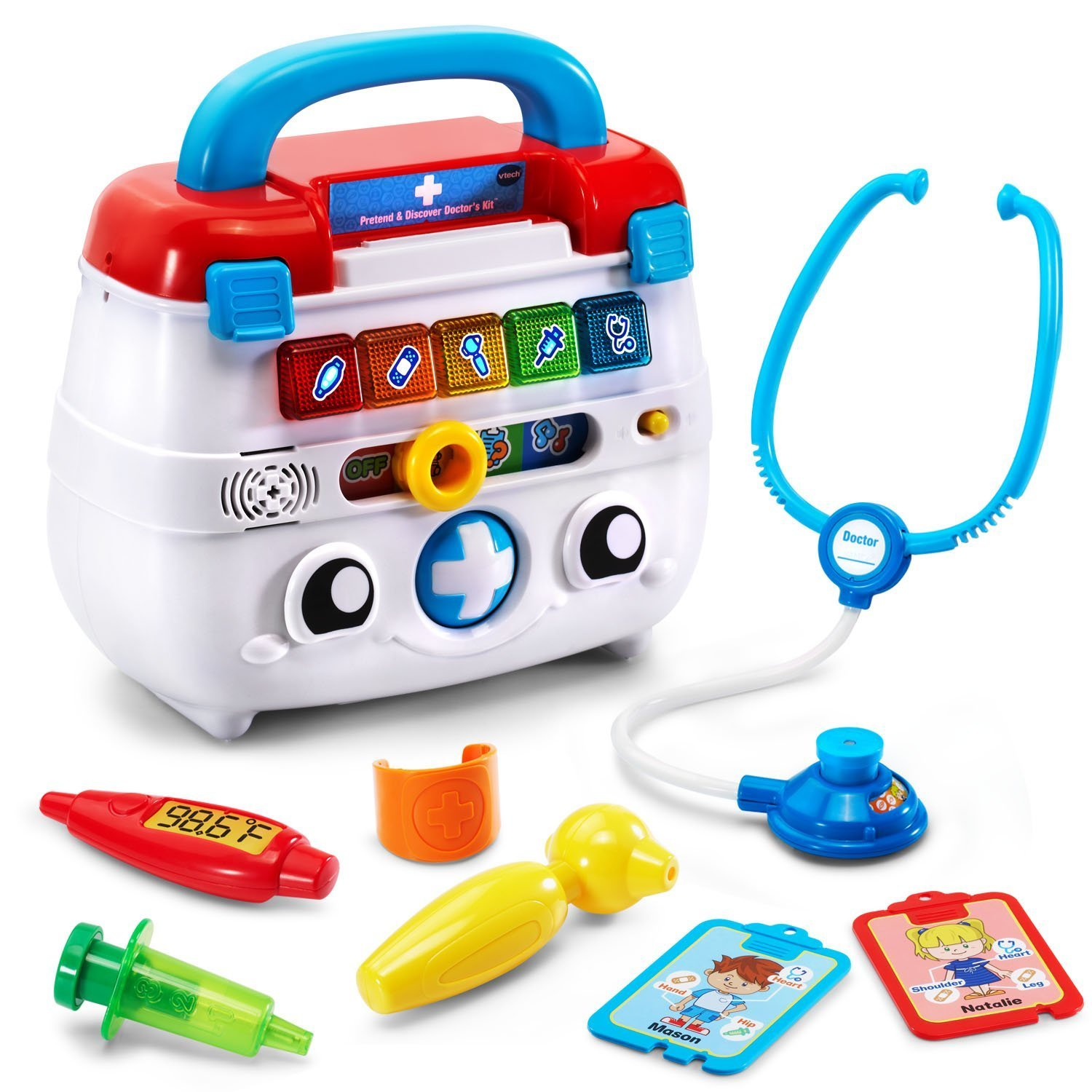 Pretend and Discover Doctor's Kit, USA, Brand VTech by
