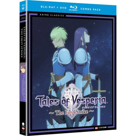 Tales Of Vesperia  The Movie   Anime Classics
