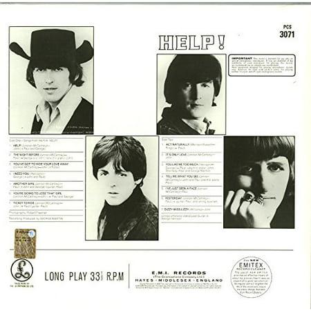 The Beatles - Help - Vinyl (Remaster)