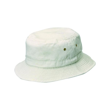 Dorfman Pacific - Size Small Medium Kids Cotton Classic Summer Outdoor Bucket  Hat 4d6c6a34c06