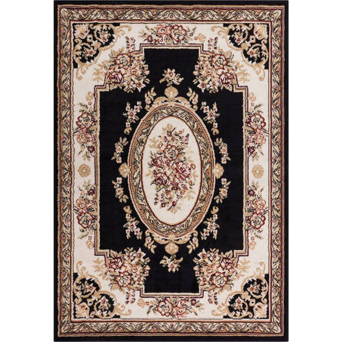 Well Woven Miami Medallion Centre Traditional Area Rug