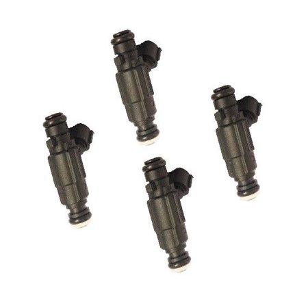Brand NEW x 4 PCS FUEL INJECTORS HY ACCENT 2000-2005 1.5L 1.6 3531022600 4 New Fuel Injectors