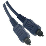 SF Cable Toslink S/PDIF Digital Optical Audio Cable, 3 feet