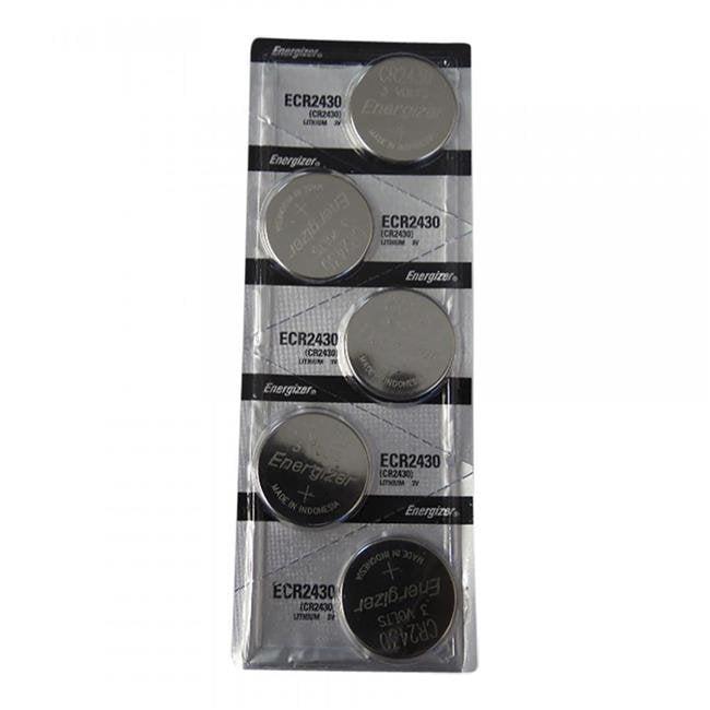 Energizer ECR2430 Cr2430 Lithium 3V Coin Battery - image 1 de 1