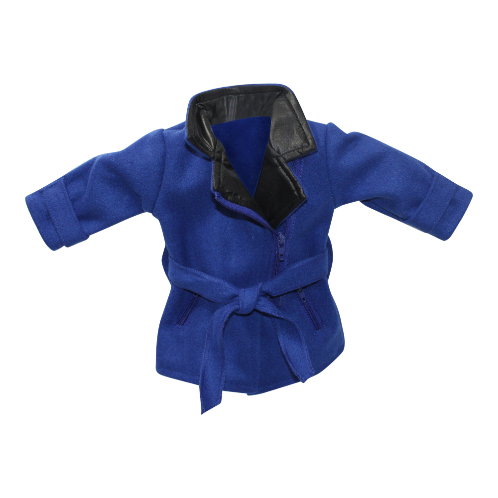 Arianna No Turning Back Coat Fits 18 inch dolls