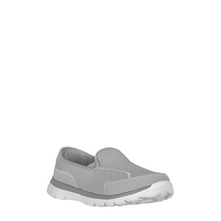 Fete Miniature Shoe - Women's Athletic Works Knit Slip On Shoe