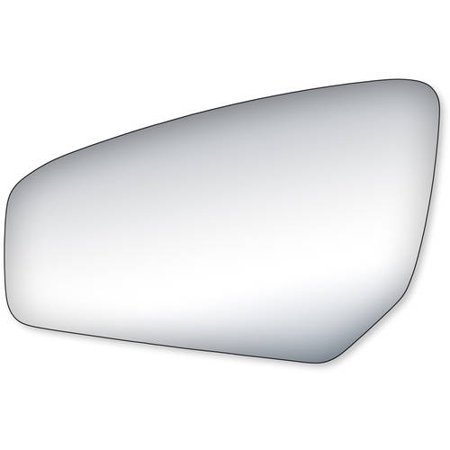 99234 - Fit System Driver Side Mirror Glass, Nissan Sentra 07-12