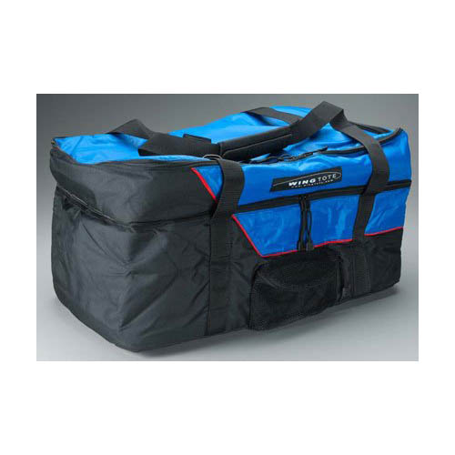 Short Course Truck Bag, Blue Multi-Colored