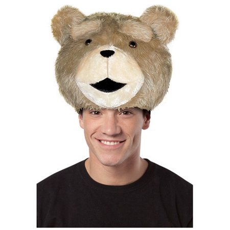 Ted The Movie Hat Adult Halloween Accessory](Cheap Ted Costume)