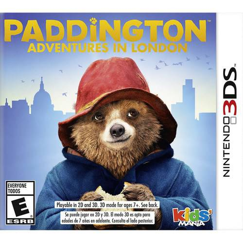Paddington Adventures (Nintendo 3DS) - Pre-Owned
