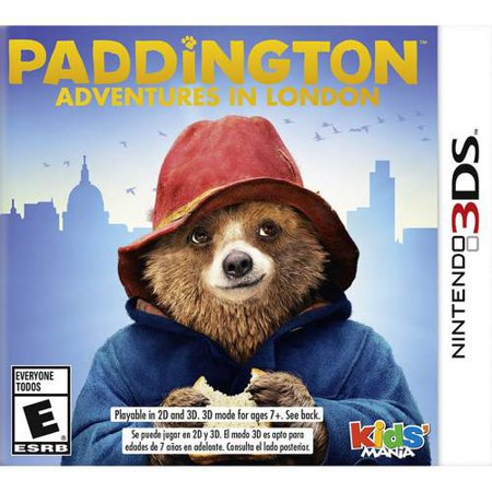 Paddington Adventures (Nintendo 3DS) - Pre-Owned