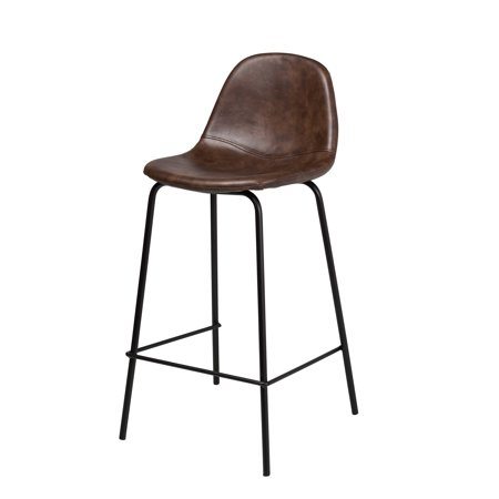 Magnificent Design Tree Home Handmade Smart Counter Stool In Distressed Leather China Gamerscity Chair Design For Home Gamerscityorg