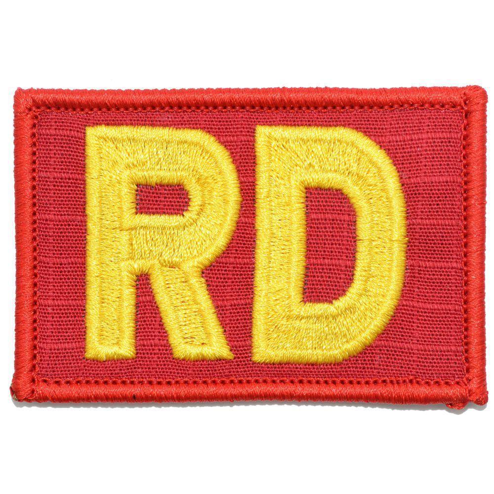 RD - Range Director - 2x3 Patch