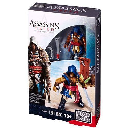 Mega Bloks Assassin's Creed Adewale Set by Mega Brands America, Inc.