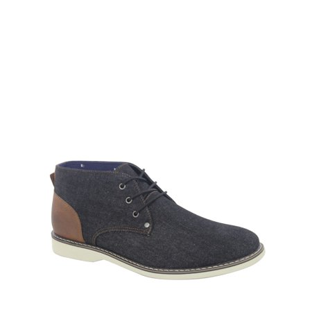 George Men's Denim Chukka Boot
