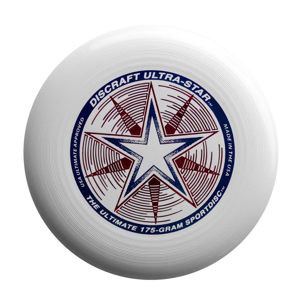 Discraft 175g Ultra-Star Sportdisc-White