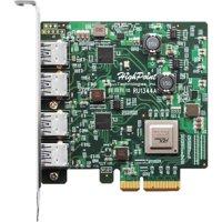 HighPoint RocketU 1344A 4-Port USB HBA PCI Express 3.0 x4 Plug-in Card