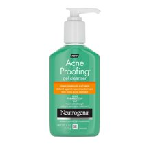 Facial Cleanser: Neutrogena Acne Proofing Gel Cleanser