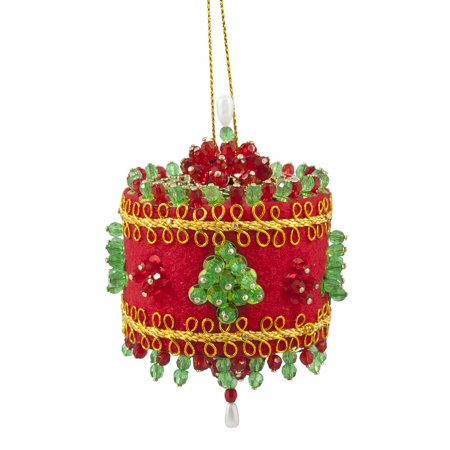 Sunrise Craft & Hobby™ Merry Holiday Trees Ornament Kit - Easy Holiday Crafts