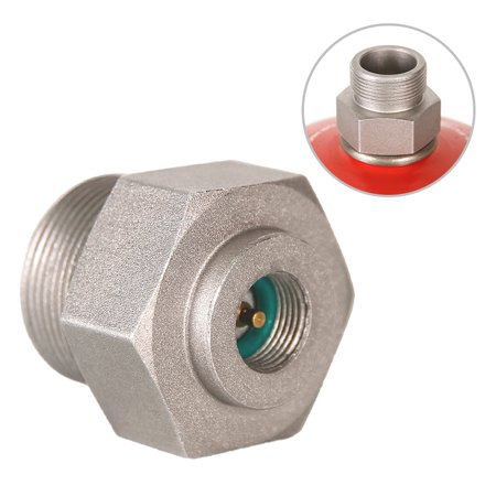 Stove Connector Gas Tank Adapter Camping Stove Converter Propane Tank Adapter MAPP Gas Tank Adapter (Forklift Propane Tank Connector)