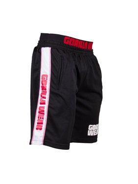 GW Athlete Oversized Shorts Black-S/M