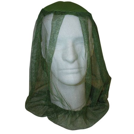 Olive Drab Pocket Mosquito Head Net ()