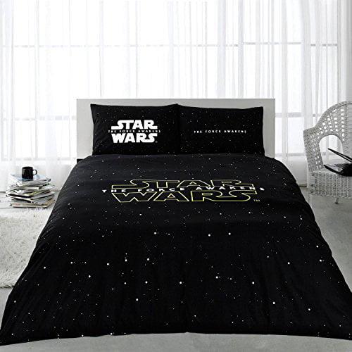 Star Wars Queen Size Bedding Set, Star Wars Bedding Queen