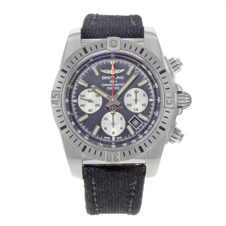 Pre-Owned Breitling Chronomat 44 Airborne AB01154G/BD13-1FD Steel Automatic Mens Watch