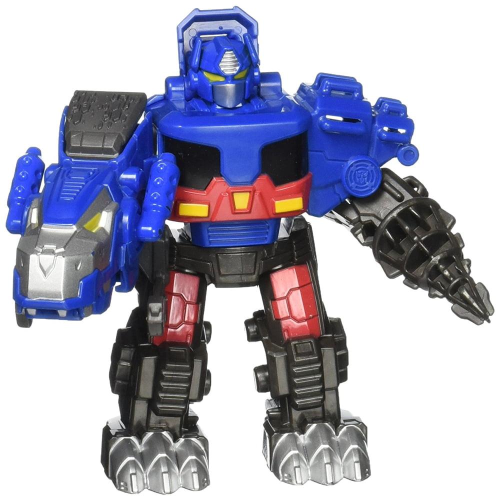 Playskool Heroes Transformers Rescue Bots Optimus Prime by Hasbro
