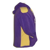 Product Image Minnesota Vikings Men s Purple Snap Shot Polar Fleece  Full-Zip Hoodie bc2ff91f8