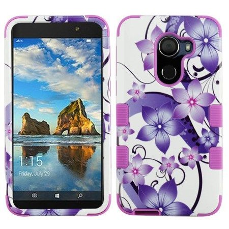 For T-Mobile Revvl / A30 Fierce IMPACT TUFF HYBRID Protector Case Skin Phone Covers - Mobile Phone Skin