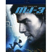 Mission Impossible 3 (Blu-ray) by