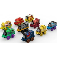 Thomas & Friends MINIS 9-Pack, DC Super Friends #3