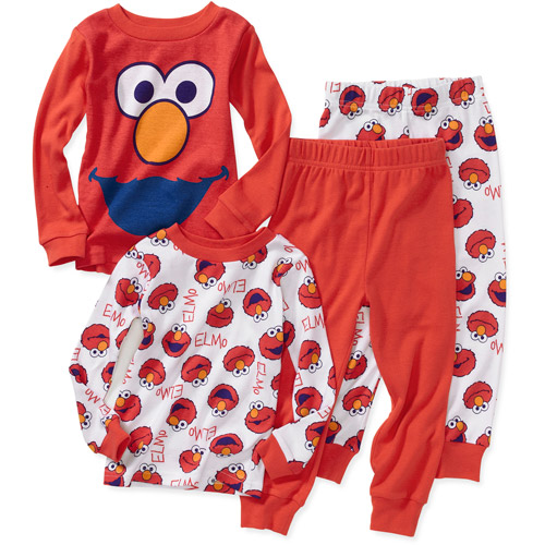 Baby Boys' Character Cotton Pajamas, 2 Sets