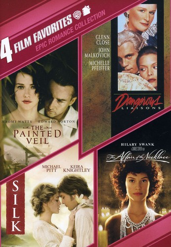 4 Film Favorites: Epic Romances (DVD) by Ingram Entertainment