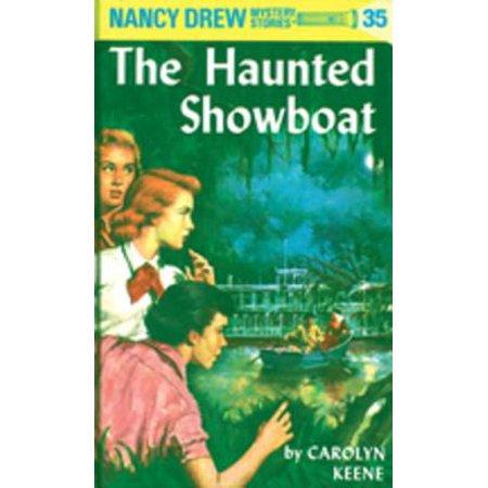 Nancy Drew Haunted Bridge (Nancy Drew 35: The Haunted Showboat - eBook)