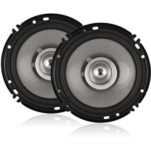 """Kenwood KFC-B1610 6.5"""" 160W Dual Cone 2-Way Car Speakers (Pair of Speakers)"""