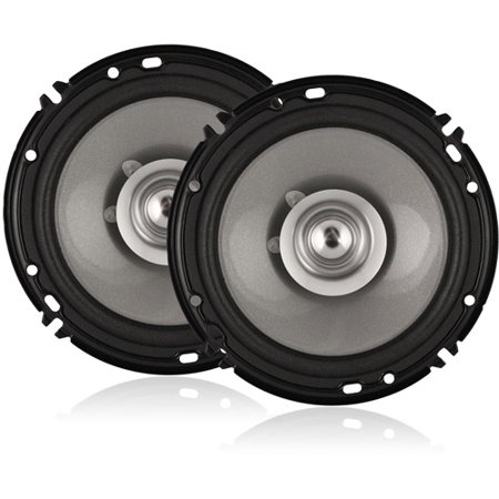 "Kenwood KFC-B1610 6.5"" 160W Dual Cone 2-Way Car Speakers (Pair of Speakers)"