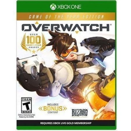 Overwatch: Game of the Year Edition, Blizzard Entertainment, Xbox One, 0047875881303